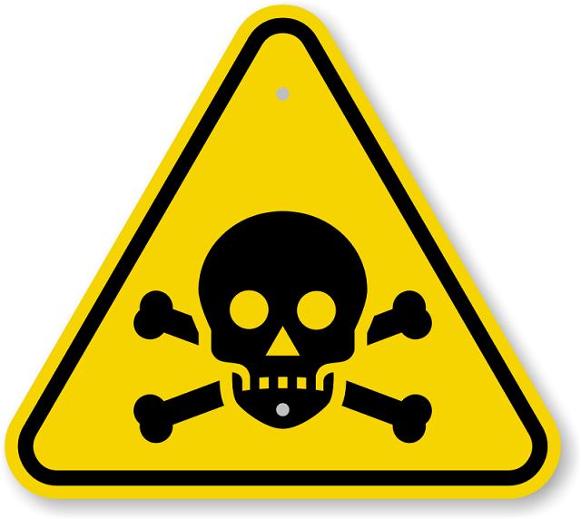 Biểu tượng hóa chất rất độc hại