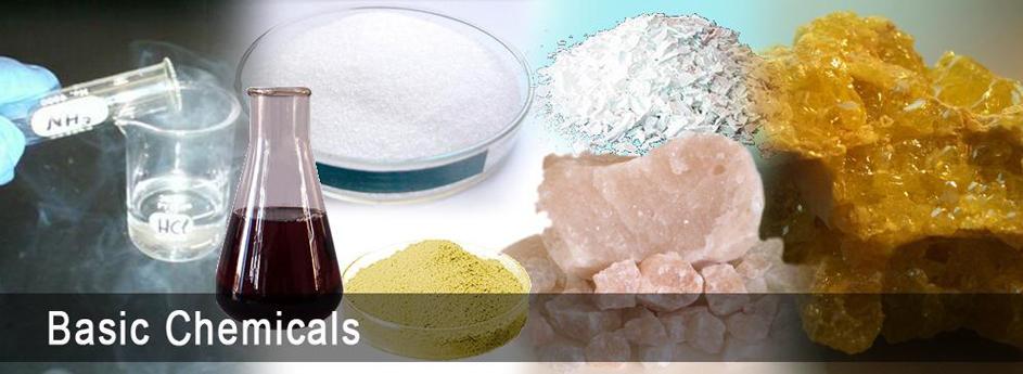 Sản phẩm của ngành công nghiệp hóa chất (Hình 1): Hóa chất công nghiệp cơ bản