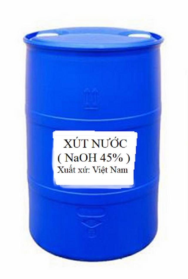 10 Hóa chất công nghiệp phổ biến nhất (Hình 9): natri hydroxide