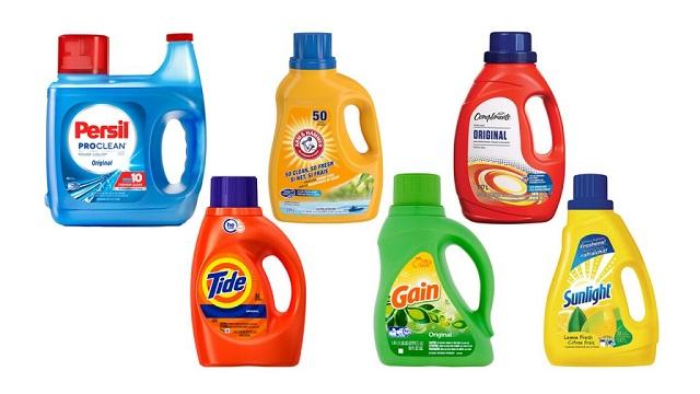 Hóa chất công nghiệp dùng trong tẩy rửa, làm sạch (Hình 3): Chất tẩy rửa