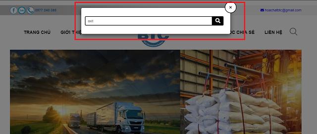 Hướng dẫn mua hóa chất trên website Hóa chất phân bón BTC (hoachatnhapkhauvn.com)