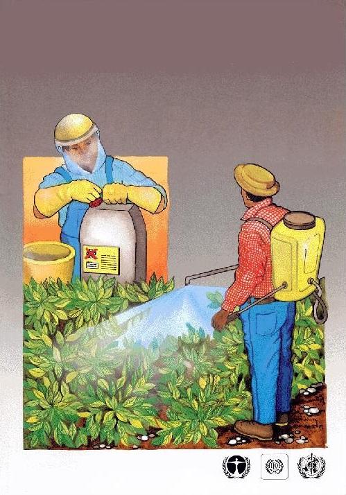 Hướng dẫn an toàn khi sử dụng hóa chất nông nghiệp