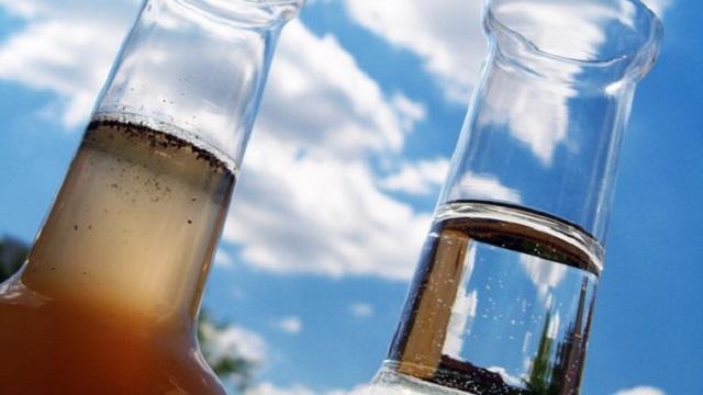 Xử lý nước: Khử trùng nước