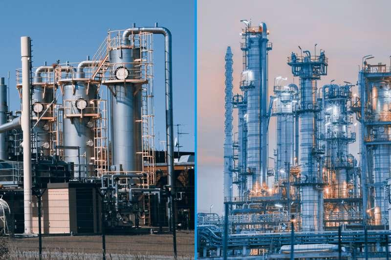 Ngành công nghiệp dầu khí