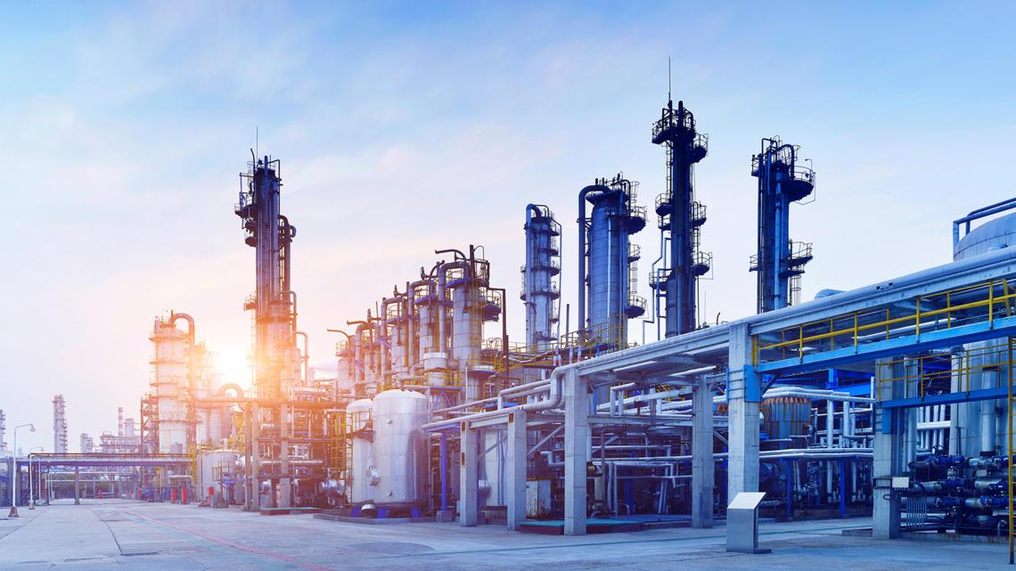 Công nghiệp hóa chất là gì? (Hình 1): Định nghĩa công nghiệp hóa chất