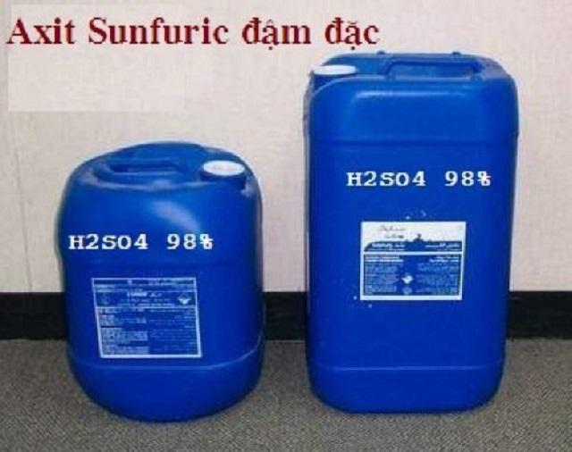 Ứng dụng của Axit Sulfuric trong công nghiệp - Ảnh 2