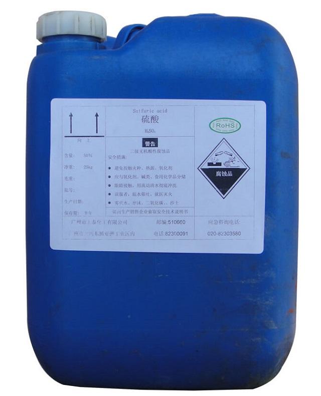 Ứng dụng của Axit Sulfuric trong công nghiệp - Ảnh 3