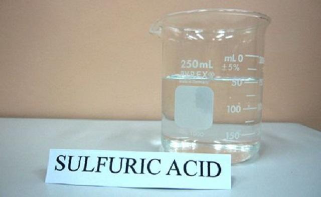 Ứng dụng của Axit Sulfuric trong công nghiệp - Ảnh 6